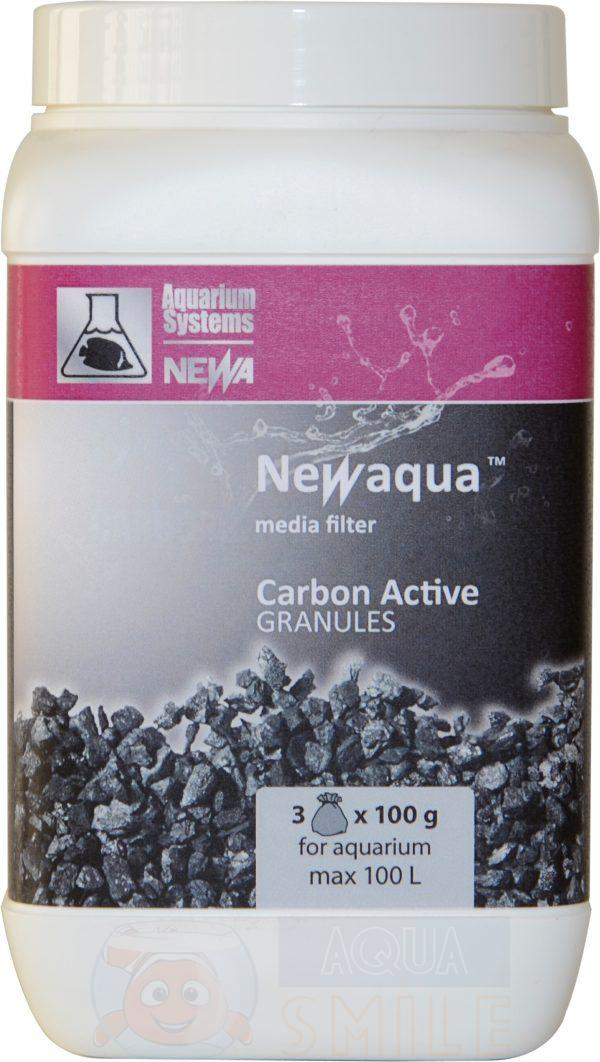 Уголь Newa Carbo-Active Granules 3×100 г