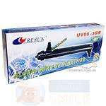 УФ стерилизатор для аквариума и пруда Resun UV08 36 Вт.