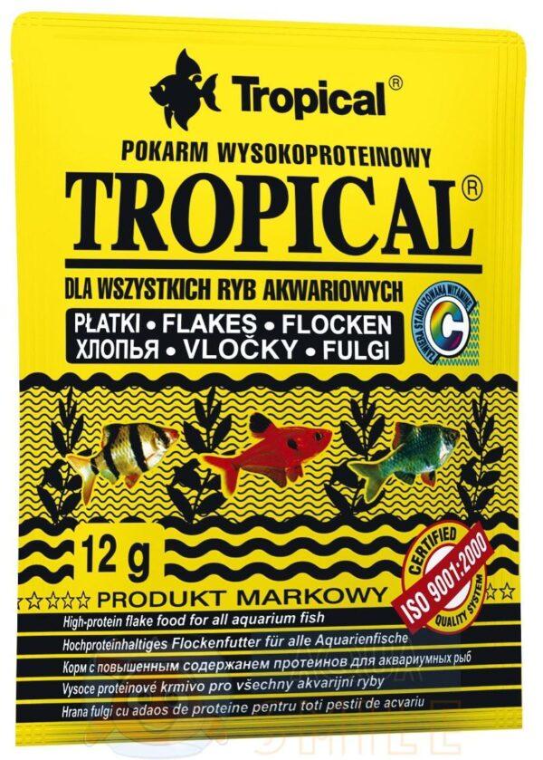 Корм для рыб в гранулах Tropical