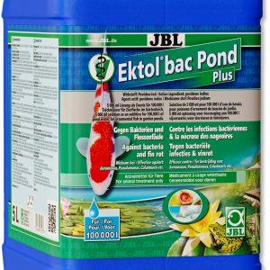 Лекарство для пруда JBL Ektol bac Pond Plus
