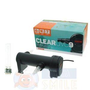УФ стерилизатор для пруда EHEIM CLEARUVC 9 Вт.