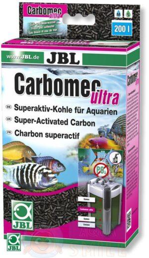 Наполнитель для фильтра JBL Carbomec ultra 400 г