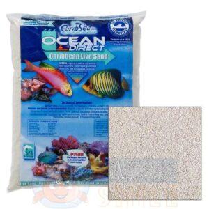 Живой песок для аквариума CaribSea Ocean Direct 2.27 кг