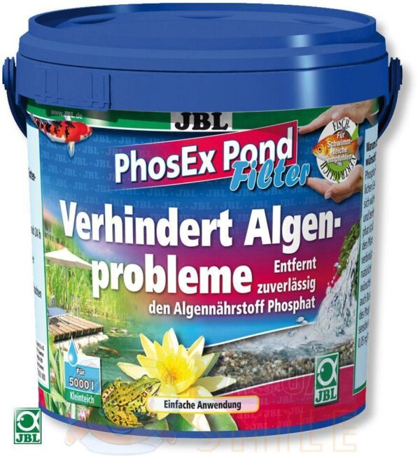Препарат удаляющий фосфаты JBL PhosEx Pond Filter 1 кг