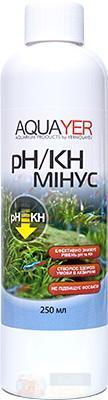 Кондиционер для аквариума Aquayer pH/kH минус 250 мл
