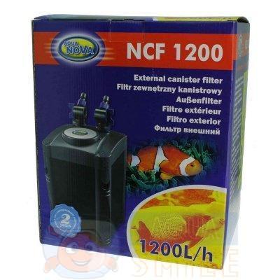 Внешний фильтр для аквариума AQUA-NOVA NCF-1200