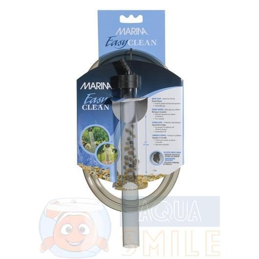 Сифон для очистки грунта Hagen Marina 25,5х2,5 см
