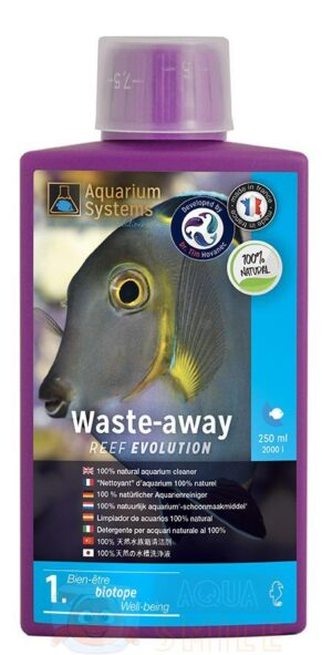 Добавка Aquarium Systems Dr. Tim Waste-Away 250 мл