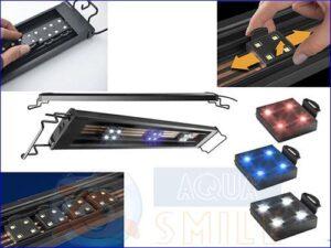 Светодиодный модуль Resun 0.64 Вт 4 LED Blue.