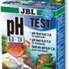 Тест для аквариумной воды JBL pH Test Set 6.0-7.6