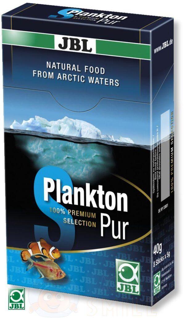 Корм для рыб планктон JBL PlanktonPur S