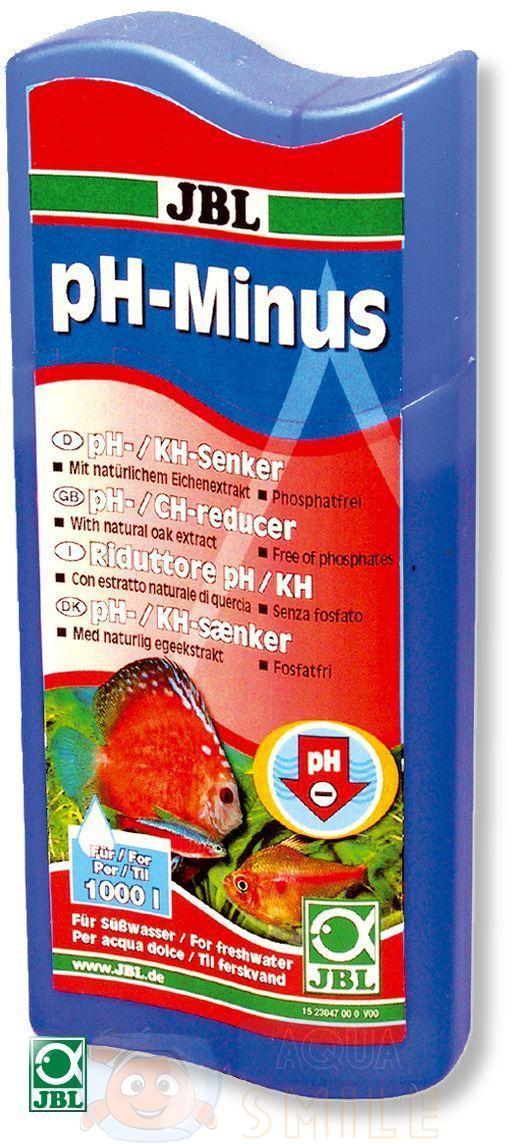 Профилактическое средство JBL pH-Minus