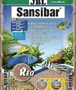 Грунт для аквариума JBL Sansibar RED красный 0,2 – 0,6 мм/10 кг