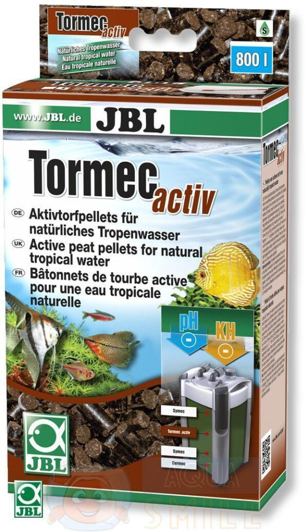 Наполнитель для фильтра JBL Tormec active 1000 мл