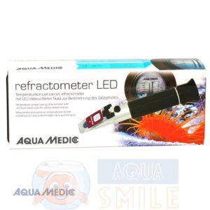 Прибор для определения содержания соли Refractometer LED