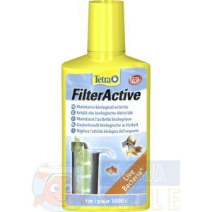 Бактерии для аквариума Tetra FilterActive 250 мл