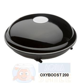 Компрессор для аквариума Aquael OXYBOOST APR-200 PLUS