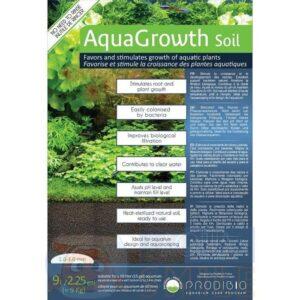 Грунт для аквариума Prodibio AquaGrowth Soil 9 л с набором для старта BacterKit Soil