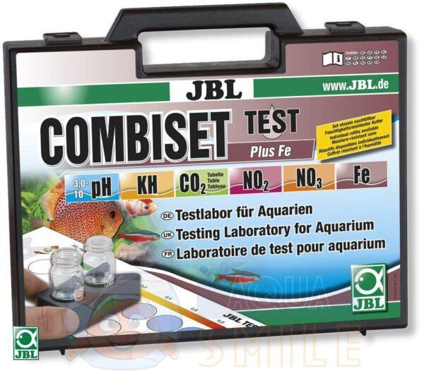Тесты для аквариумной воды лаборатория JBL Test Combi Set