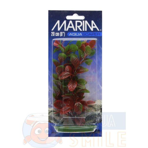 Растение пластиковое Hagen Marina Red Ludwigia