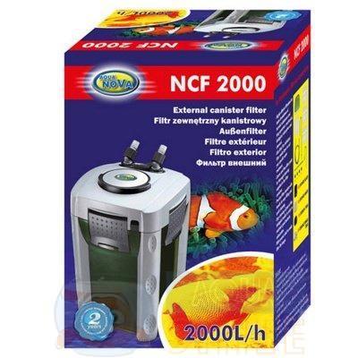 Внешний фильтр для аквариума AQUA-NOVA NCF-2000