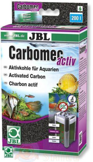Наполнитель для фильтра JBL Carbomec aktiv 400 г