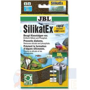 Наполнитель для фильтра JBL SilicatEx rapid 400 г