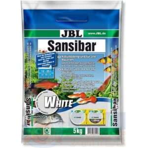 Грунт для аквариума JBL Sansibar WHITE белый 0,2 — 0,6 мм