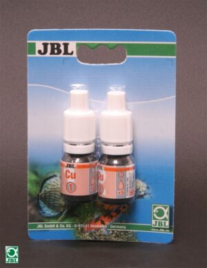 Реагент для аквариумных тестов JBL Copper Reagent