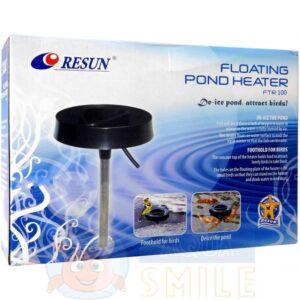 Обогреватель плавающий для пруда Resun FTR 100 Вт