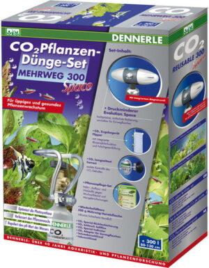 Комплект CO2 DENNERLE MEHRWEG 300 Quantum Special Edition