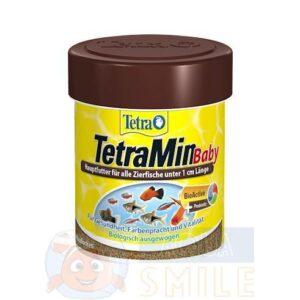Корм для мальков TetraMin Baby 66 мл / 30 г