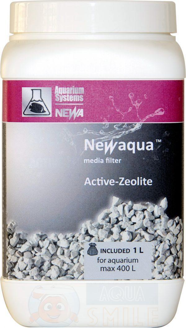 Цеолит для аквариума Newa Active-Zeolite 1 л