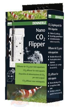 Реактор CO2 для аквариума DENNERLE Nano Flipper