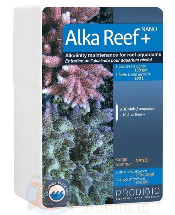 Добавка для карбонатной жесткости Prodibio Alka Reef+ Nano 10 ампул