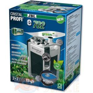 Внешний фильтр для аквариума JBL CristalProfi e702 greenline + подарок
