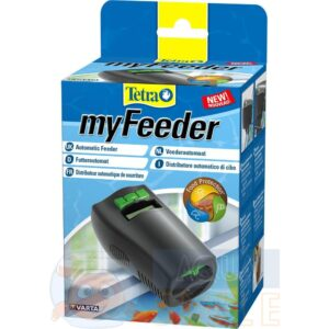 Автоматическая кормушка для рыб Tetra myFeeder