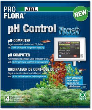 pH контроллер для аквариума JBL ProFlora pH-Control Touch