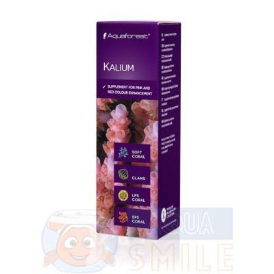 Калий (K) для морского аквариума Aquaforest Kalium