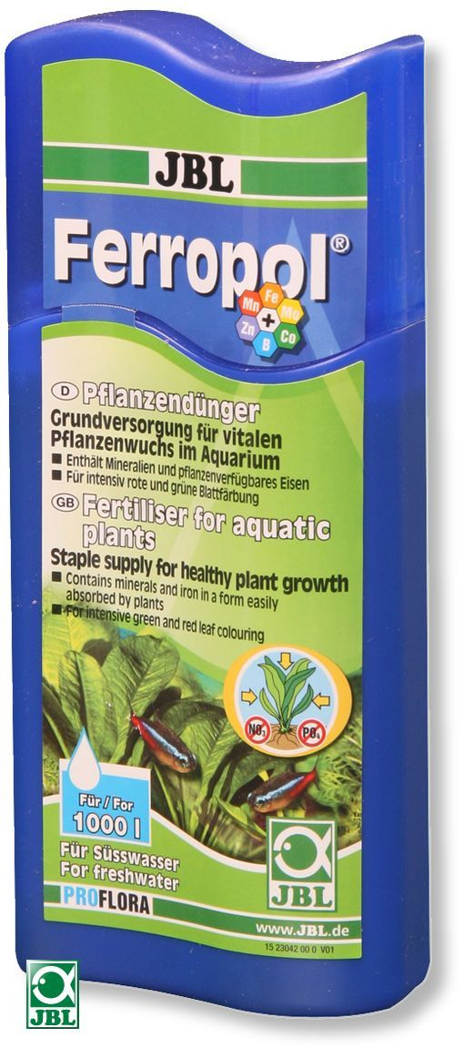 Удобрение для растений JBL Ferropol