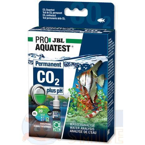 Тест для аквариума JBL PROAQUATEST CO2 — pH Permanent