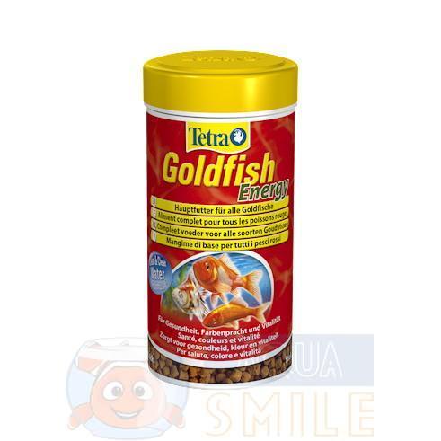 Корм для золотых рыбок гранулы Tetra Goldfish Energy