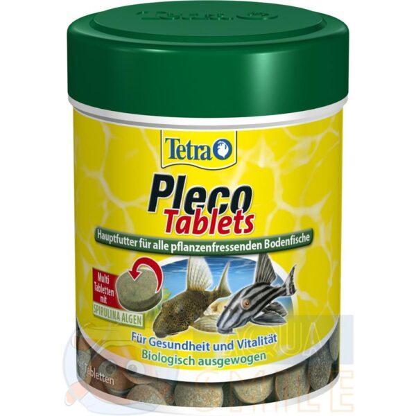 Корм для рыб в таблетках Tetra Pleco Tablets