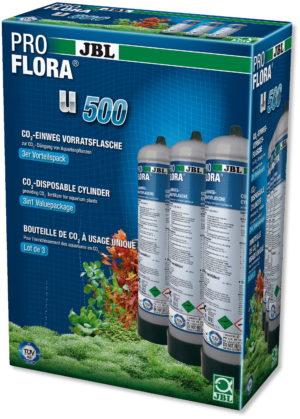 Баллон СО2 аквариумный сменный для серии JBL ProFlora u500 3 шт