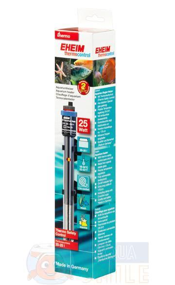 Обогреватель для аквариума Eheim thermocontrol (Jager) 25 Вт