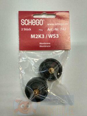 Мембраны для компрессора Schego M2K3 / WS3