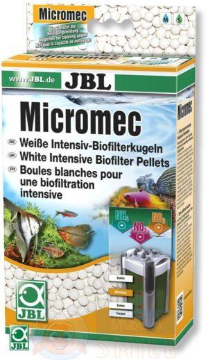 Наполнитель для фильтра JBL  MicroMec 650 г