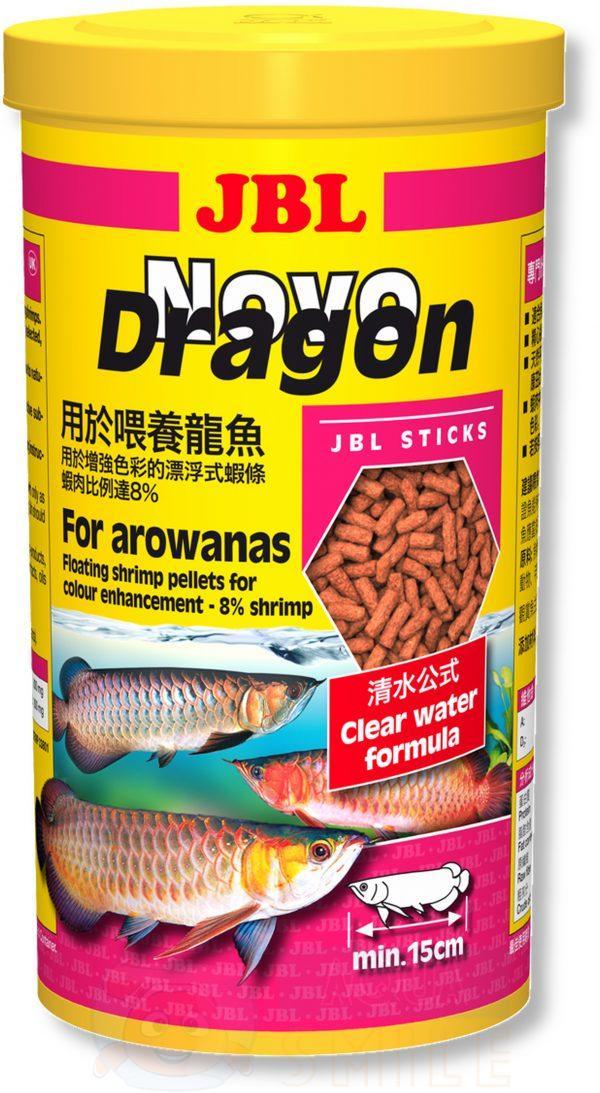 Корм для рыб палочки JBL NovoDragon 1 л