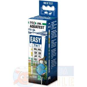 Тест полоски для аквариума JBL ProAquaTest Easy 7в1