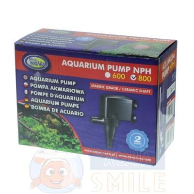 Помпа для аквариума Aqua Nova NPH 800,  800 л/ч.